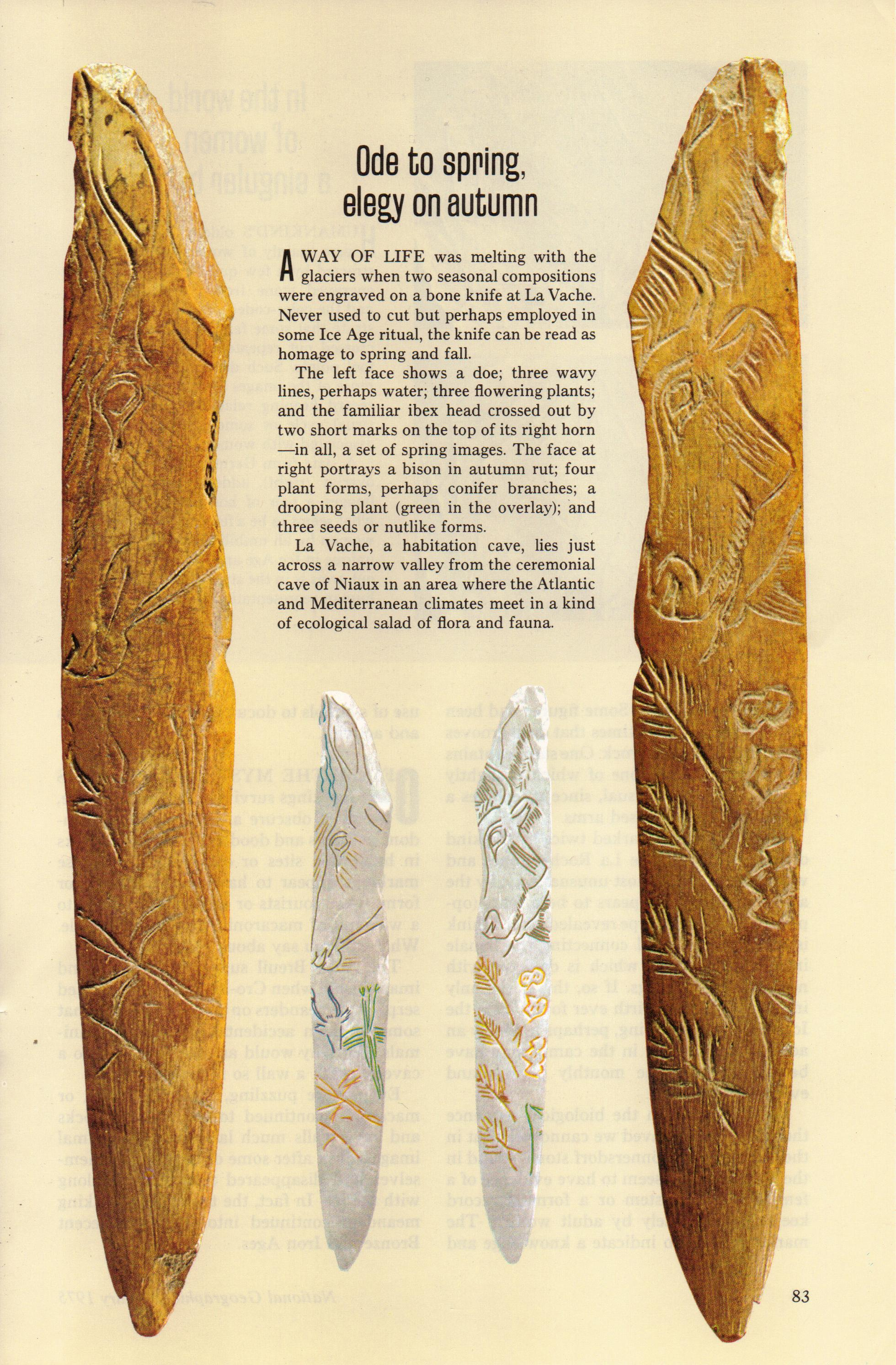 Ice Age Athame